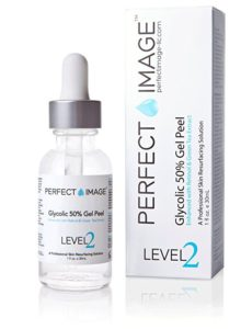 Perfect Image Glycolic Acid Gel peel 50 percent