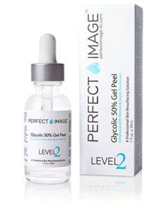 Perfect Image Glycolic Acid Gel peel 50 percent