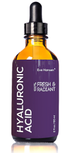 Hyaluronic acid rom facial serums set