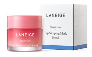 Laneige Slip Sleeping Mask - the perfect autumn lip care