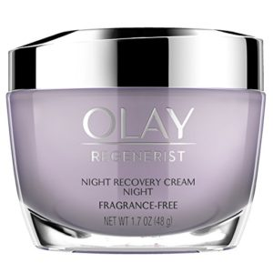 Best Beauty Skincare Tips - Olay Regenerist Night Recovery Cream