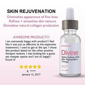 DIVINE Glycolic Acid Skin Peel - 40 percent