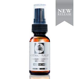 OZ Naturals Glycolic Acid Peel 30 percent