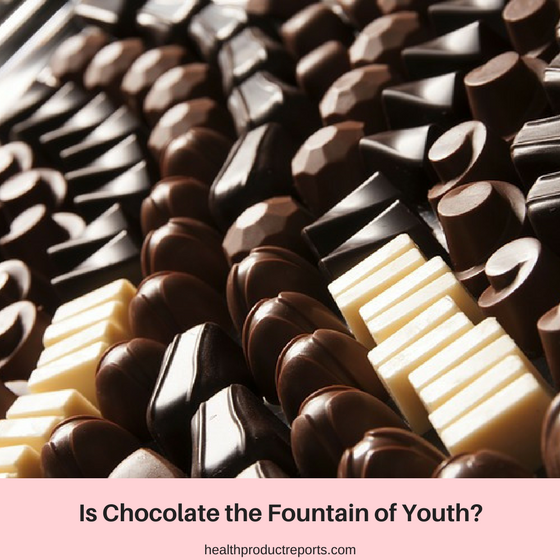 Is Chocolate the Fountain of Youth?