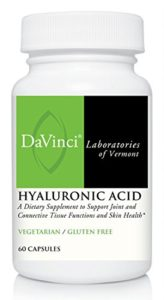 DaVinci Labs Hyaluronic Acid