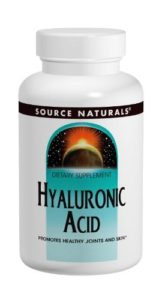 SOURCE NATURALS Skin Eternal Hyaluronic Acid Tablet - benefits of hyaluronic acid supplements