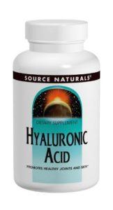 SOURCE NATURALS Skin Eternal Hyaluronic Acid Tablet - benefits of hyaluronic acid supplements