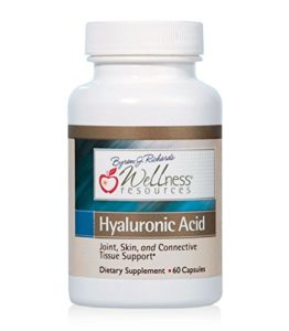 Wellness Resources Hyaluronic Acid - benefits of hyaluronic acid supplements