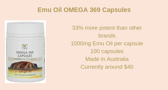 emu oil for better skin and health