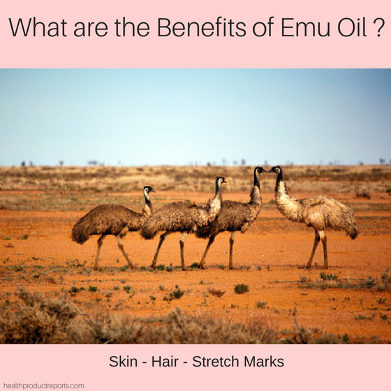 What are the Benefits of Emu Oil? Emu Oil for the skin, hair, heart