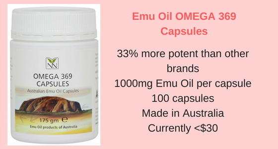 Y Not Natural - Emu Oil Capsules
