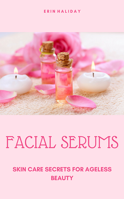 facial serums - Ebook