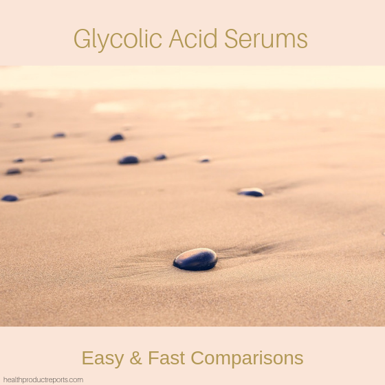 best glycolic acid serum